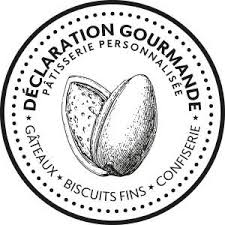 Déclaration Gourmande, pâtisserie personnalisée