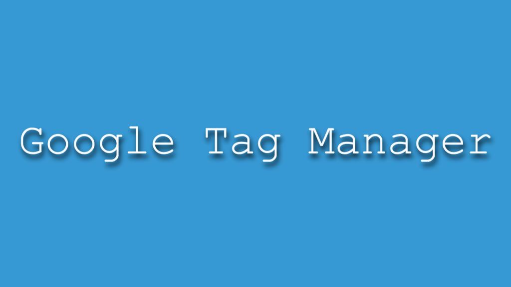 Agence Webmarketing - Google Tag Manager épisode 1 - Vaniseo Marseille