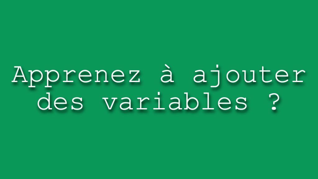 Agence Webmarketing - Google Tag Manager épisode 6 - Vaniseo Marseille